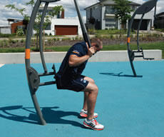 Shoulder Press (strength)