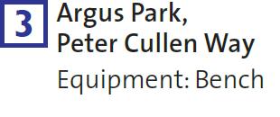 3 – Argus Park, Peter Cullen Way