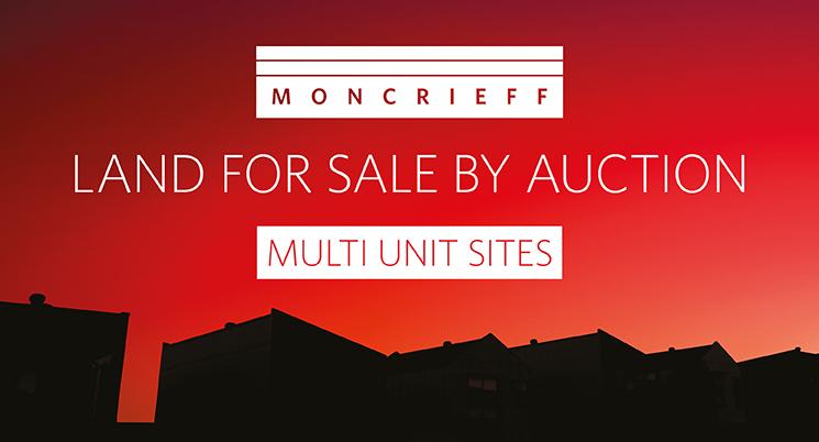 Multi Unit Sites for Sale by Auction