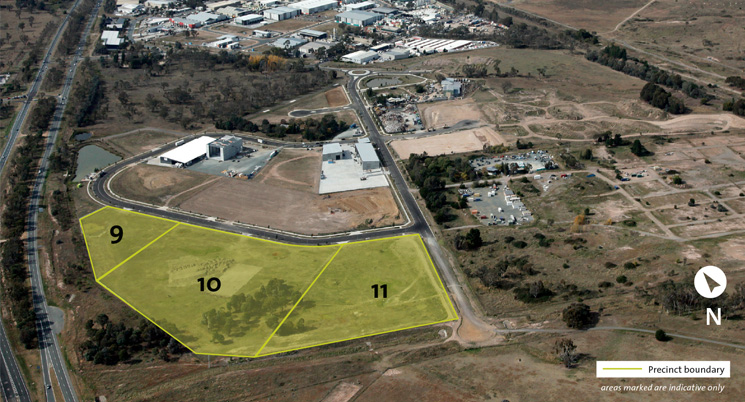 Large Scale Industrial Land For Sale