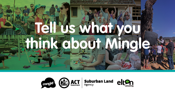 Tell us what you think about Mingle!
