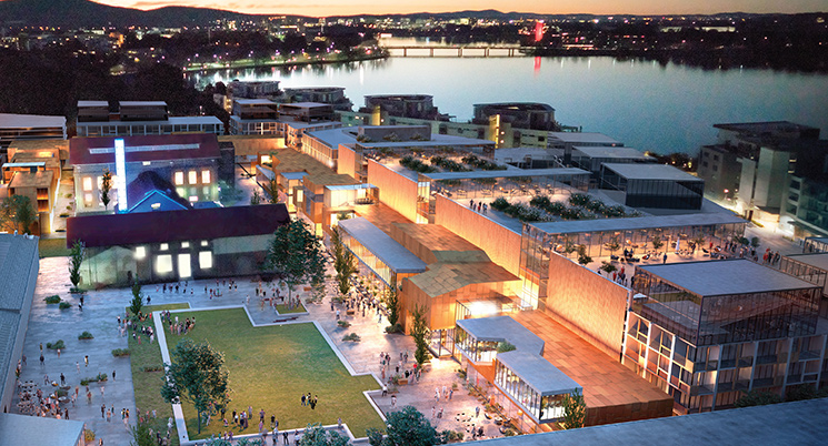 Next phase for Kingston Arts Precinct