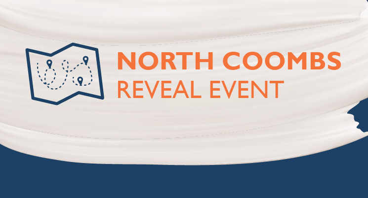 North Coombs Reveal Event - 2 March 2019