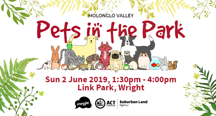 Pets in the Park - Molonglo Valley