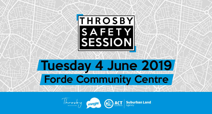 Throsby Safety Session