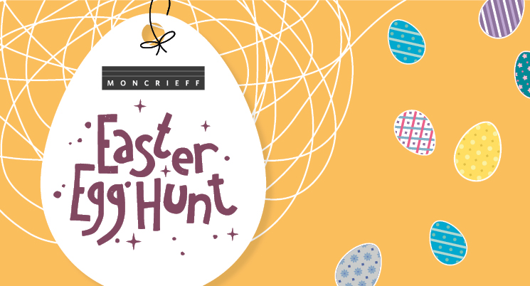 Moncrieff Easter Egg Hunt