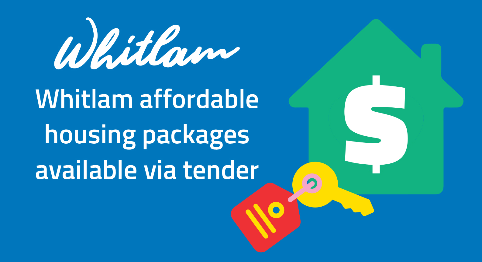 Whitlam affordable housing
