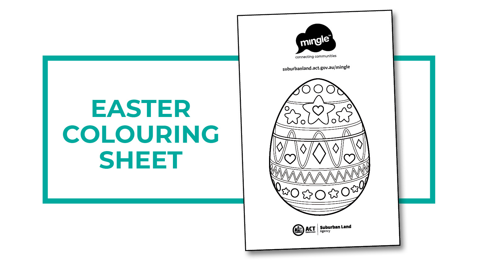 Decorate your letterbox for Easter