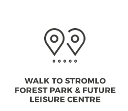 Walk to Stromlo Forest Park & Future Leisure Centre