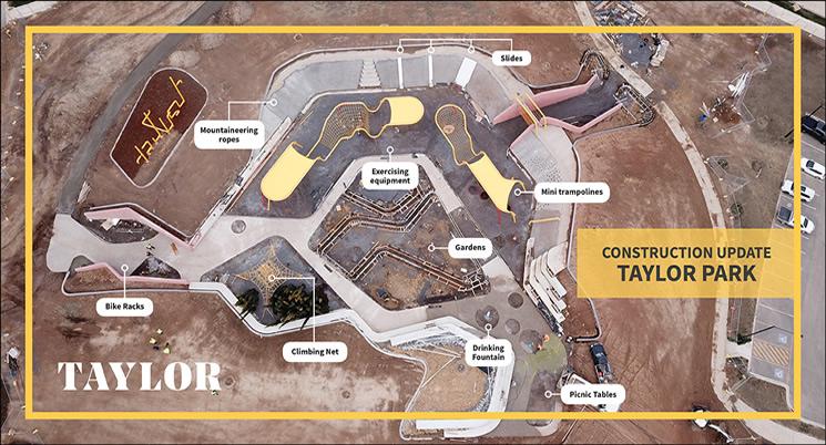 Construction Update - Taylor Park