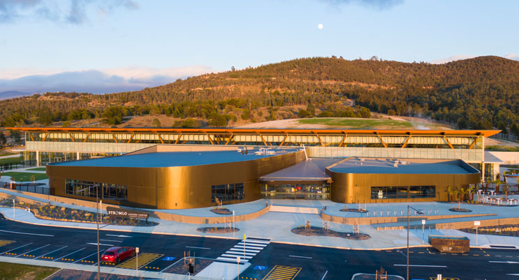 The Stromlo Leisure Centre is now open!