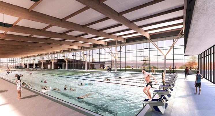 Work Begins on New Stromlo Leisure Centre