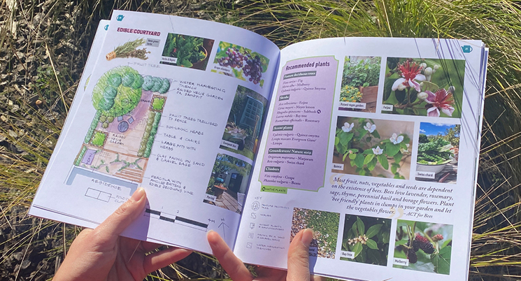 Our Climate Wise Garden Designs booklet is here!