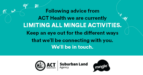Mingle's message for you - COVID-19