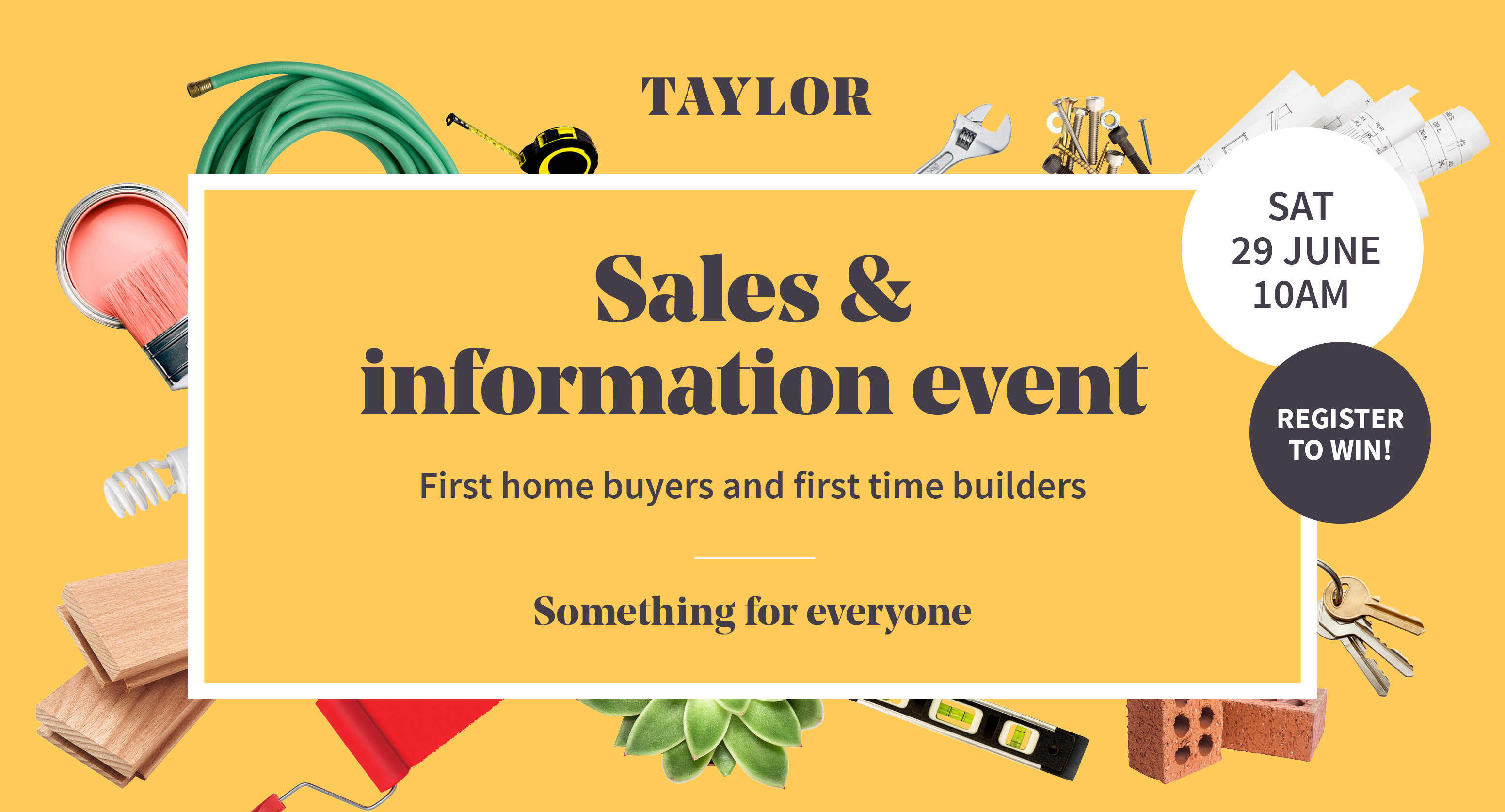Taylor Sales and Information Event