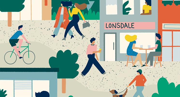 Braddon Place – A City Shaping Mixed Use Precinct