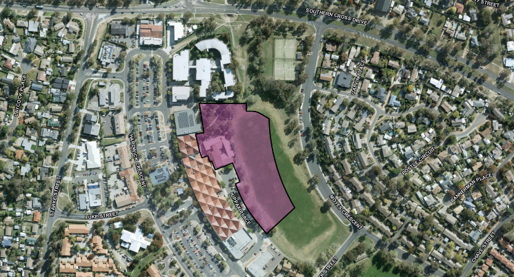 New mixed-use opportunity at Kippax Group Centre, Belconnen ACT