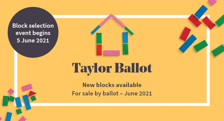 Taylor ballot block selection appointment allocation