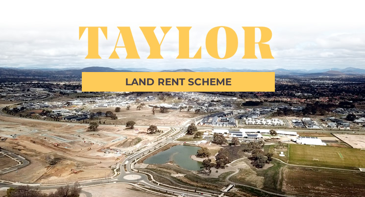 Taylor land rent scheme info event