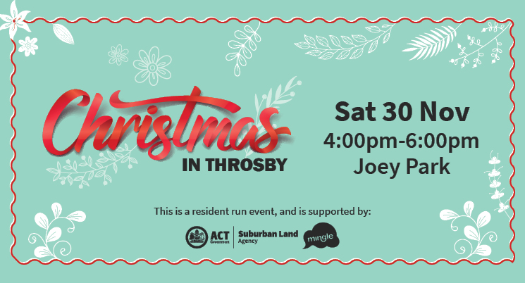 Christmas in Throsby