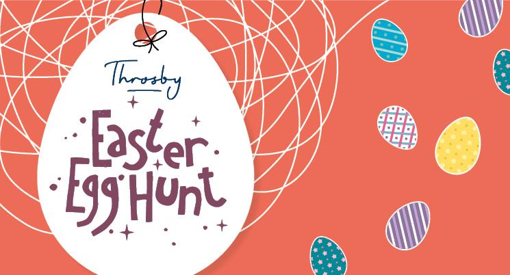 Throsby Easter Egg Hunt