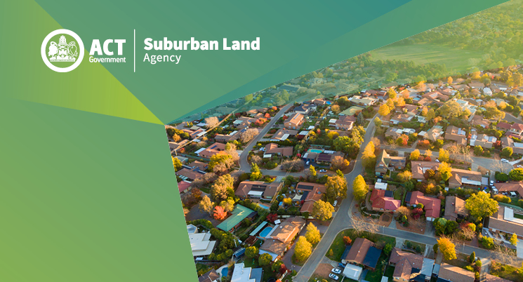 Suburban Land Agency's message for you - COVID-19