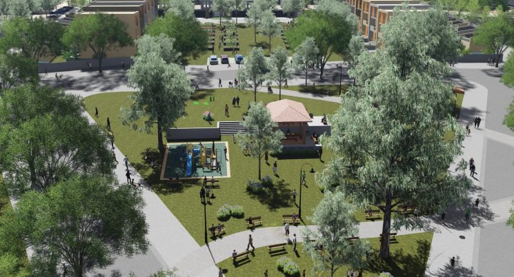 Stockland-Doma Consortium Appointed to bring Red Hill Precinct to Life